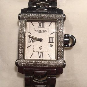 Charriol Geneve Diamond Watch